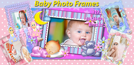 Baby Photo Frames - Cute Babies Frames apk