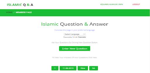 Islamic Q & A apk
