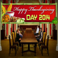 490-Happy Thanksgiving Day2014 Icon