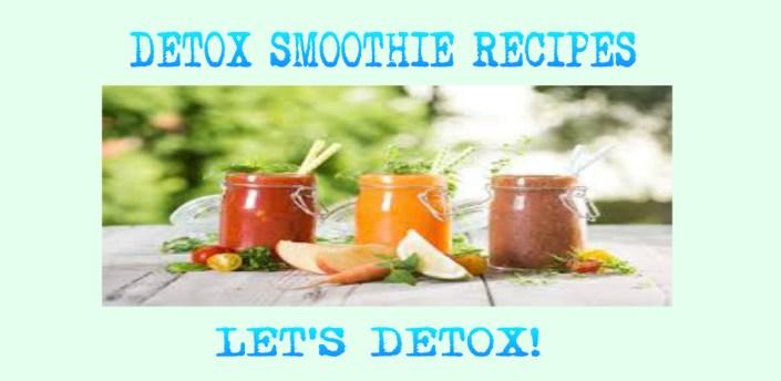 Detox Smoothie Recipes apk