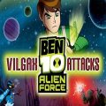 Ben 10 - Alien Force Vilgax Attacks Icon