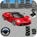 Luxury Car Parking Games 2020: 3D Free Games Icon