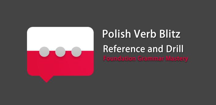 Polish Verb Blitz Pro apk
