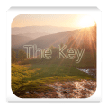 The Key to Happiness Icon