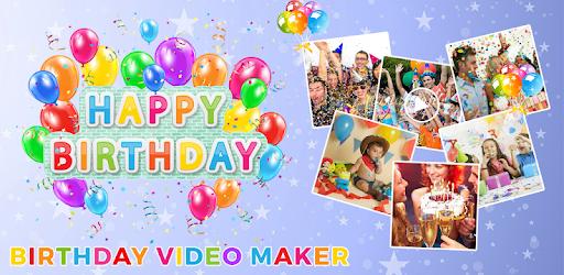 Birthday Photo Video Maker apk