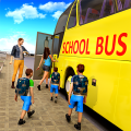 City School Bus Driving Simulator :Coach Bus Games Icon