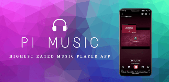 Pi Music Player - Free MP3 Player & YouTube Music apk