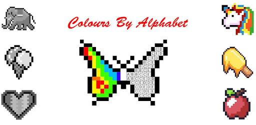 Pixel Art : Color By Alphabet apk