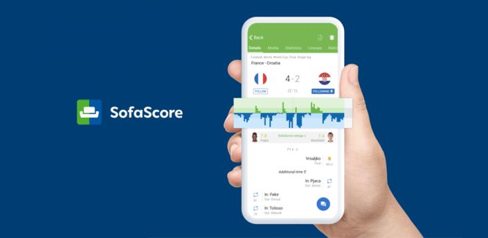Football scores - SofaScore apk
