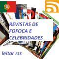 Revistas de fofoca leitor RSS Icon