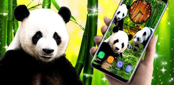 Panda Parallax Wallpapers apk