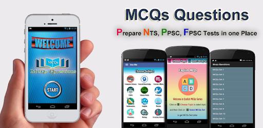 PPSC, FPSC & NTS Test MCQs Guide apk