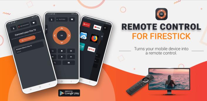 Fire Stick Remote: Amazon Fire TV Remote Control apk