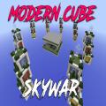 Modern Cube Skywar Map for MCPE Icon