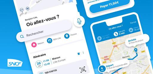 SNCF apk