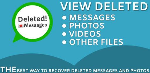 View deleted messages & photo recovery apk