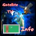 Turkmenistan Info TV Satellite Icon