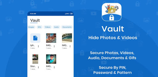 Vault - Hide Lock Photos & Videos apk