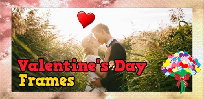 Valentine's Day Photo Frames apk