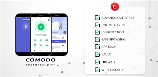 Comodo Mobile Security - VPN, Virus Cleaner, Vault apk