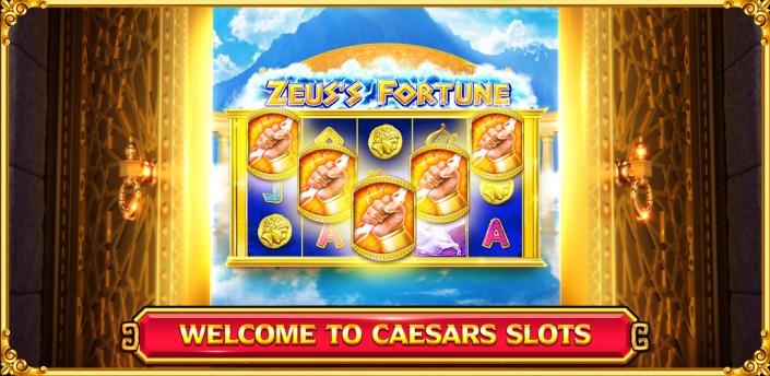 Caesars Slots: Free Fruit Machines Games apk