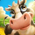 Village and Farm Icon
