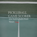 PickleBall Match Stats, Scorer Free Icon