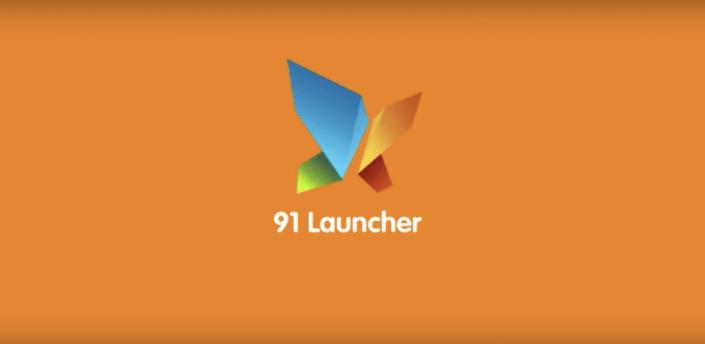 91 Launcher Pro- Smooth Theme apk
