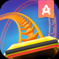 VR Roller Coaster 360 Icon