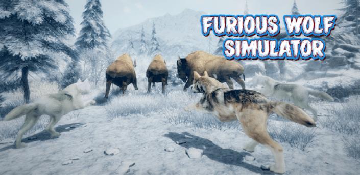 Furious Wolf Simulator 🐺 apk