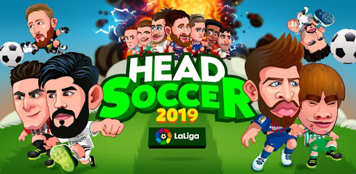 Head Soccer LaLiga 2019 - Best Football Games apk