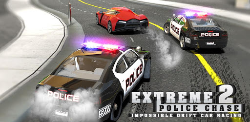 Extreme Police Chase 2-Impossible Stunt Car Racing apk