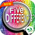 Five Differences ∞ NEW Icon