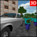 Blocky Town Craft: Survival Icon