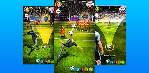 Top Soccer Game – Football World Champions Strike apk
