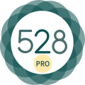 528 Player Pro - HiFi Lossless 528hz Music Player Icon