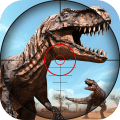 Deadly Dinosaur Shooting Game - Wild Dino Hunt Icon