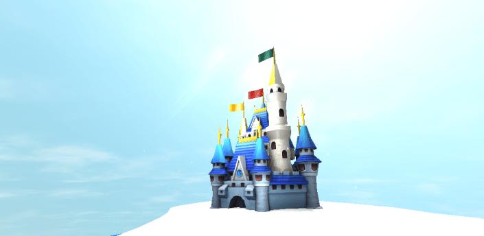 Magic Castle 3D Live Wallpaper apk