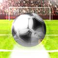 Football Championship-Free kick Soccer Icon