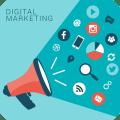 Digital Marketing Tutorial Icon