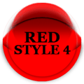 Red Icon Pack Style 4 ✨Free✨ Icon