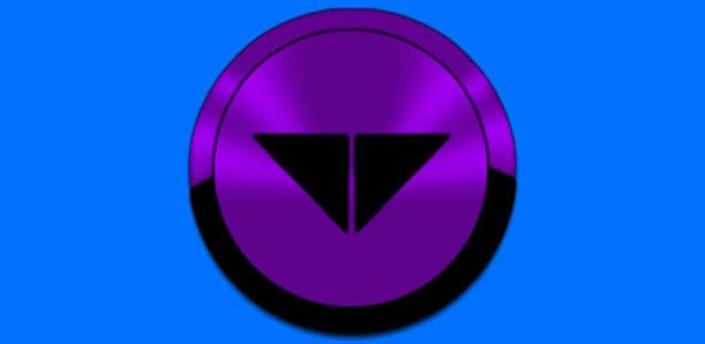 Purple and Black Icon Pack ✨Free✨ apk