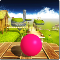 Bouncy Ball 3D Icon