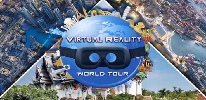 WORLD VIRTUAL REALITY TOUR apk