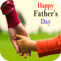 Fathers' Day Photo Frames Icon