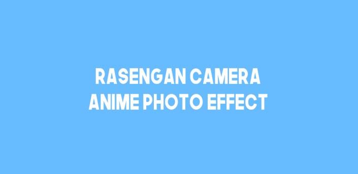 Rasengan Camera - Anime Photo Effect apk