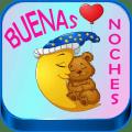 Mensajes de Buenas Noches para compartir Icon