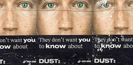 Dust - a safer place to text apk
