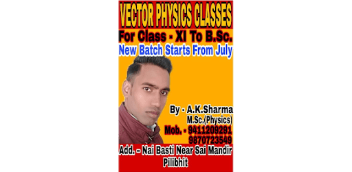 Vector Physics Classes apk