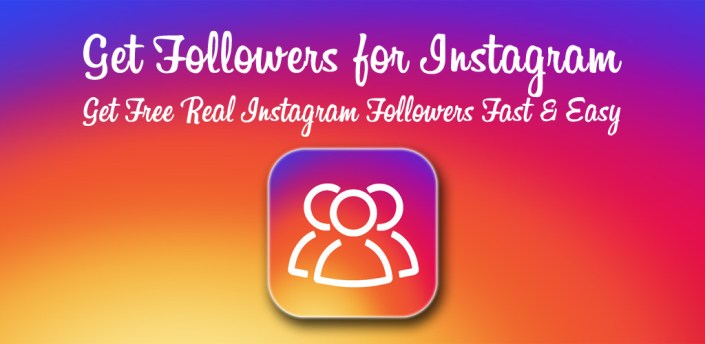 Instagram Followers - Get More Free Real Insta Follower on Fast IG Follow4Follow App Pro for 5000 Likes apk